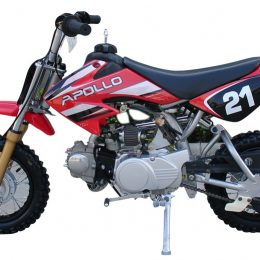 Roketa AGB-21 70CC Dirt Bike