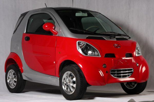 Kandi COCO Hardtop Electric Car