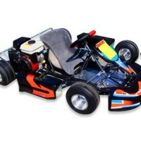 Road Rat 2.4hp Kids Racer XK Go Kart
