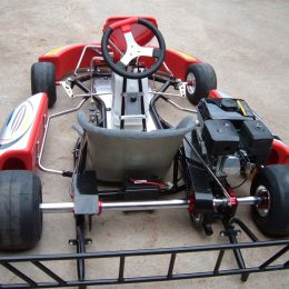 Road Rat Racer 200cc TAG Go Kart