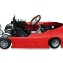 Road Rat Racer 200cc LTO Go Kart