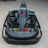 Road Rat Racer 6.5hp XB Single Go Kart (Bumper Edition)