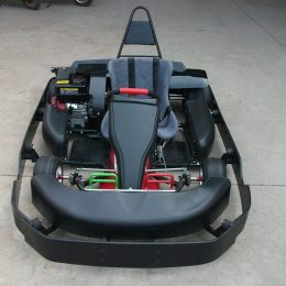 Road Rat Racer 9.0hp XB Single Go Kart (Bumper Edition)