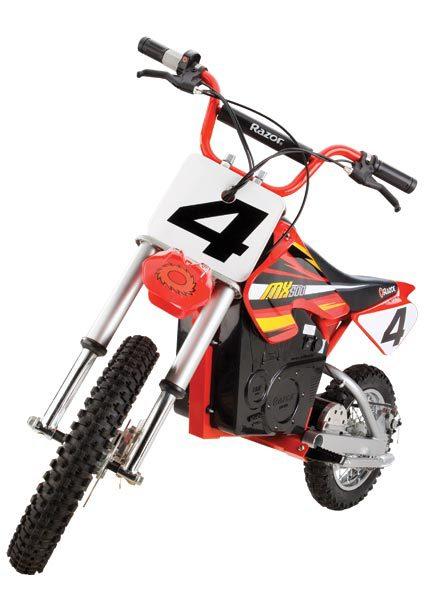 Razor Dirt Rocket MX500 Dirt Bike
