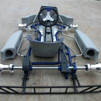 Road Rat XR Adult Kart Go Kart Chassis