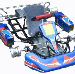 Road Rat XK Kids Go Kart Chassis