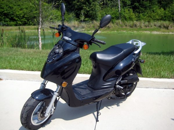 Road Rat Galaxia 49CC Gas Scooter