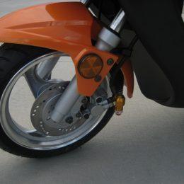 Road Rat Phoenix 49CC Gas Scooter