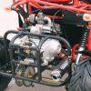 Kandi KD-49FM5-E 110cc 2-Seater Go Kart