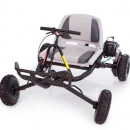 Go-Ped Trail Ripper Quad (TRQ) Tank Go Kart