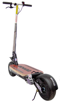Go-Ped ESR750H Hoverboard Electric Scooter