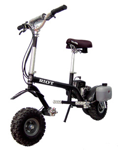 Go-Ped RIOT 46CC Gas Scooter