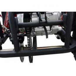 High Rev Power GK125-Q 110CC Gas Go Kart