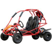 High Rev Power GK125-Q 110CC Gas Go Kart
