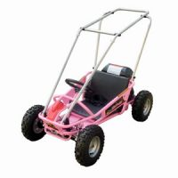 350W Electric Go Kart (Pink Only)