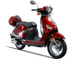 "150cc Retro Style 13""/trunk MC-D150S FREE Trunk"