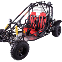 Kandi KD-250GKA-2Z 250CC Go Kart