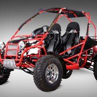 High Rev Power GK400-A 400CC  Gas Go Kart