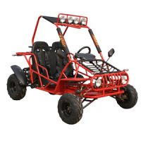 High Rev Power GK110-H Gas Go Kart