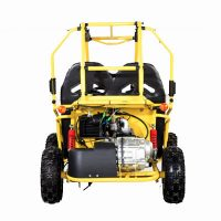 High Rev Power GK110-R Gas Go Kart