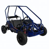 High Rev Power GK110-A Gas Go Kart