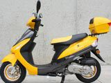 "50cc 4 stroke Style 10"" MC-JL5A  FREE Trunk & Windshield"