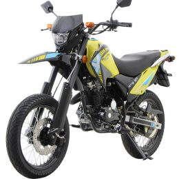 250cc Enduro full size Manual DB-D250RTE-B