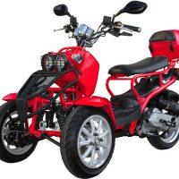 50cc Reverse Trike/Trunk MC-D50TKC