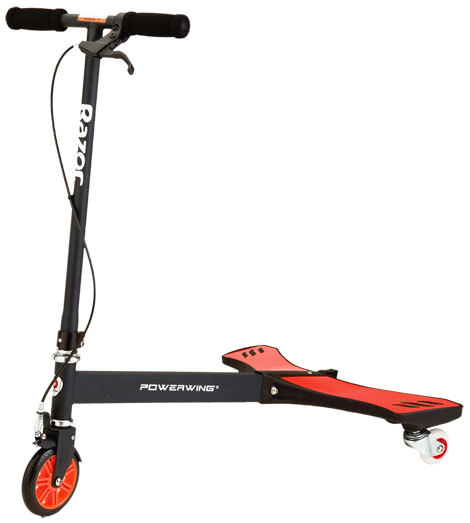 Razor PowerWing Caster Scooter, multiple choice