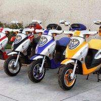 Sunny Powers 50cc 4-stroke MC_JL4A gas scooter