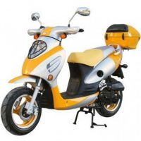 Sunny Powers 50cc 4-stroke MC_JL4A gas scooter