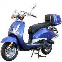 Sunny Powersports 50cc 4-stroke  MC_JL6 gas scooter