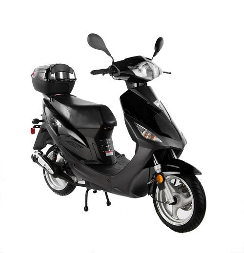 50cc 4-stroke CY50-T10 gas scooter