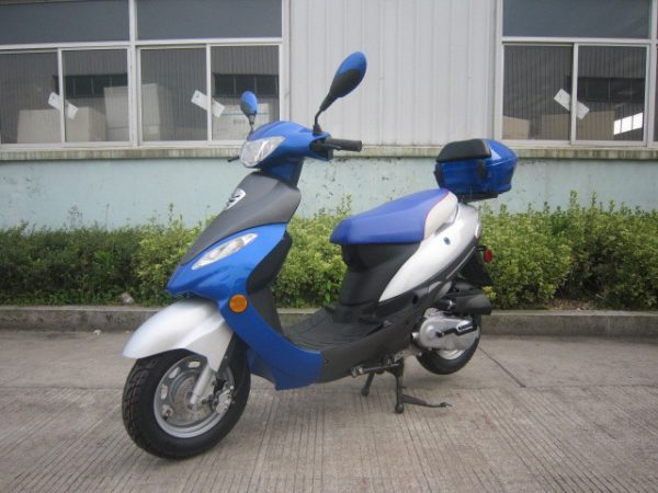 50cc 4 stroke MC_A50A3 gas scooter