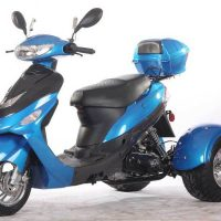 550cc 4 stroke three wheels MC_TS50_4 gas scooter