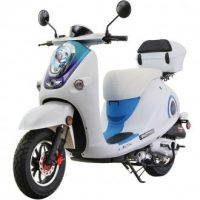 Sunny powersports 50cc 4-stroke MC-H50-T4 gas scooter