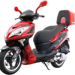 "150cc Newest Egale Style 13""/trunk MC-H150-T3"