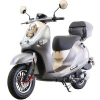 150cc Retro Style/trunk MC-H150-T4