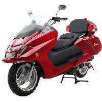 300cc Deluxe Touring MC-D300E gas scooter