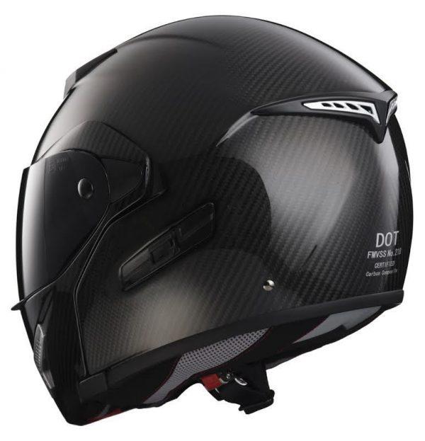 BMF-2 - Modular Full Face Carbon Fiber Motorcycle Helmet