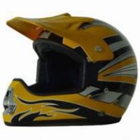 DOT ATV Dirt Bike MX  Motorcycle Helmet