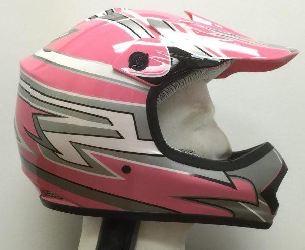 DOT ATV Dirt Bike MX Kids Pink Motorcycle