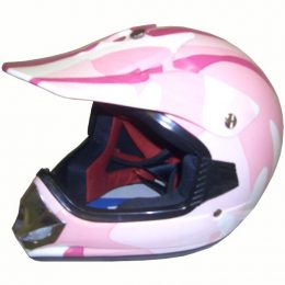 DOT ATV Dirt Bike MX Kids Pink Motorcycle