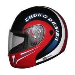 Yosemite Sam RZ3K Back Off Licensed Kids Full Face Motorcycle Helmet