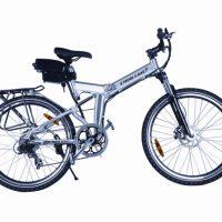 X-Cursion Electric Folding Mountain Bicycle