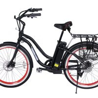 Malibu Beach Cruiser Electric Bike