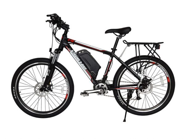 Summit 48 Volt Mid-Motor Electric Bike
