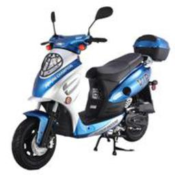 50cc Retro Automatic Mopeds3