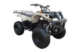 Automatic Tank 150 Utility ATVs4