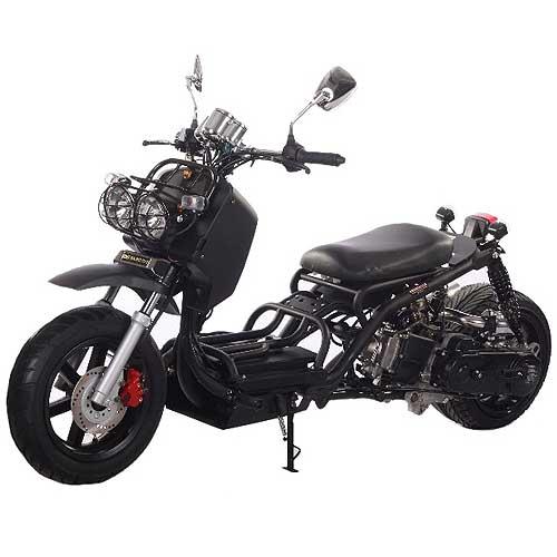 Mad dog scooter custom